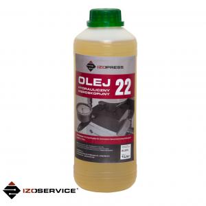 olej hydrauliczny higroskopijny OSO 22
