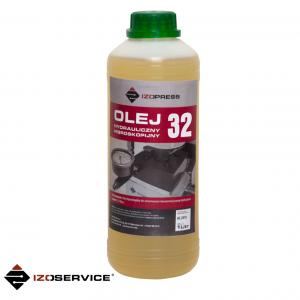 olej hydrauliczny higroskopijny OSO 32