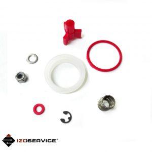 Repair Kit for Izopress 400 pump inlet valve