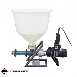 IZOPRESS_600S _Screw_pump_for_injections,_spraying_and _routing
