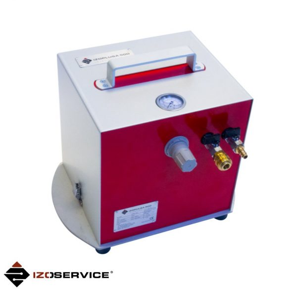 IZOPULSA 500 – Low pressure membrane injection pump