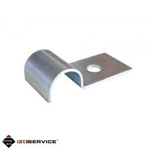 Metal mountic clip