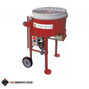 INOMIX ZM 120 compulsory mixer for powdery materials