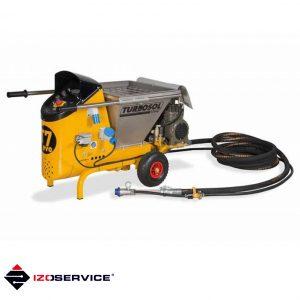 worm-gear pump Turbosol T7 EVO